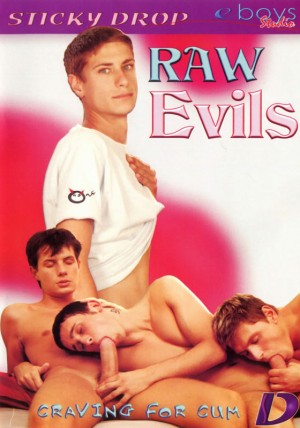 Raw-Evils-Eboys-front
